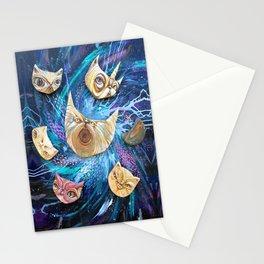 Cat Vortex 2.0 Stationery Cards