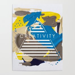 Miniature Original - creativity Poster