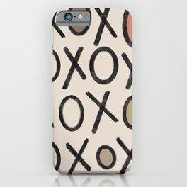XOXO Art Print iPhone Case