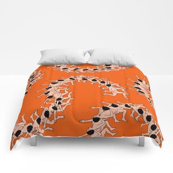 CENTIPEDE Comforters