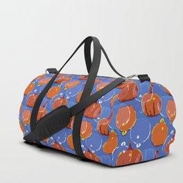 pumpkin Duffle Bag