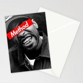 METHOD MAN WU TANG DESIGN Stationery Cards