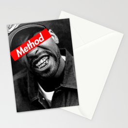 METHOD MAN WU TANG DESIGN Stationery Cards