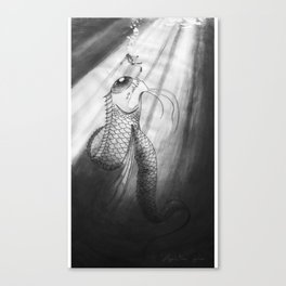 From the Abyss Canvas Print
