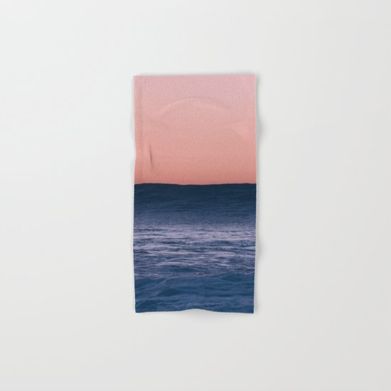 Dark Wave Hand & Bath Towel