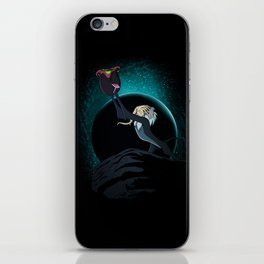 The facehugg of life iPhone Skin