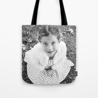 child Tote Bags featuring Child by JJ's Photography