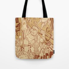 Half Life 2 tribute Tote Bag