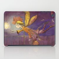 fairy iPad Cases featuring Fairy by András Balogh