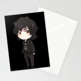 Nico di Angelo chibi Stationery Cards