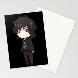 Nico di Angelo chibi Stationery Cards
