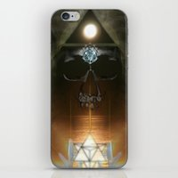 egypt iPhone & iPod Skins featuring Egypt by Filip Klein