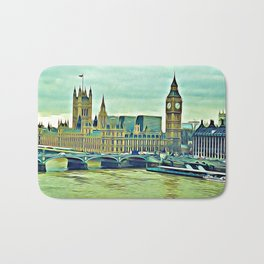 Palace of Westminster Bath Mat