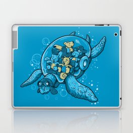 FLYING DEEP Laptop & iPad Skin