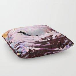 Loons Floor Pillow