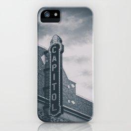 Capitol Marquis iPhone Case