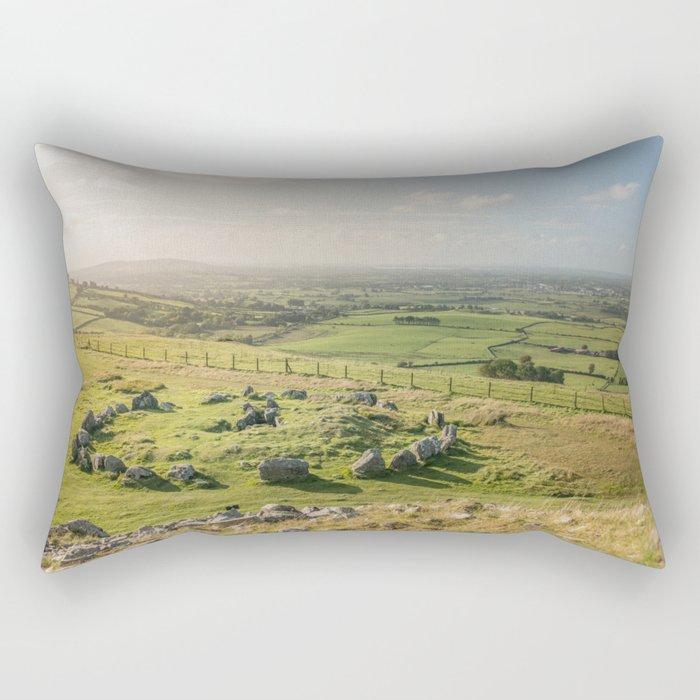 Loughcrew Ireland Rectangular Pillow
