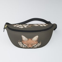 The Fox and Dogwoods Fanny Pack