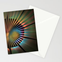 Out of the Corner of My Eye Stationery Cards