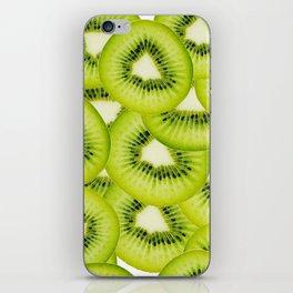 kiwi iPhone Skin