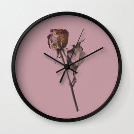 Botanico III Wall Clock
