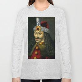 Vlad the Impaler Long Sleeve T-shirt