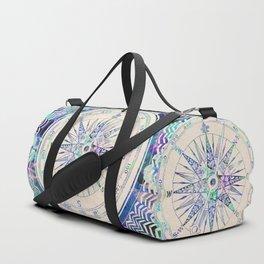 Follow Your Own Path Duffle Bag