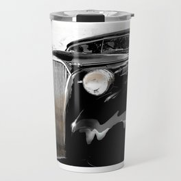 shiny black fenders Travel Mug