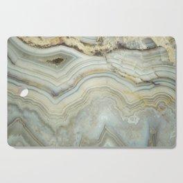 White Agate Cutting Board