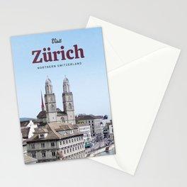 Visit Zürich Stationery Cards