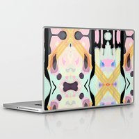 lucy Laptop & iPad Skins featuring Lucy by Haute Graffiti