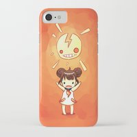 always sunny iPhone & iPod Cases featuring Sunny by Freeminds