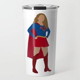 I am Supergirl Travel Mug
