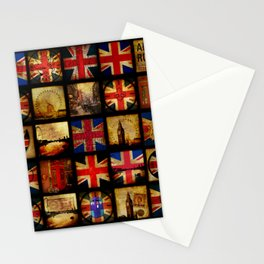 The British are coming Stationery Cards