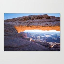 Mesa Arch Canvas Print