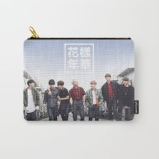 BTS + I need u Carry-All Pouch