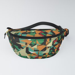 pieces of color Fanny Pack