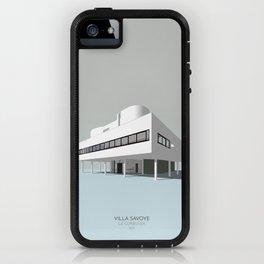 Villa Savoye - Le Corbusier iPhone Case