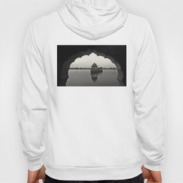 A moment suspended in time Hoody