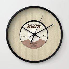 7 inch Slim Smith Wall Clock