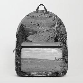 Black & White Tree Backpack