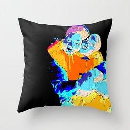 Afrika Love Throw Pillow