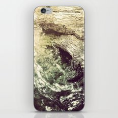 Sleeping under the River iPhone Skin