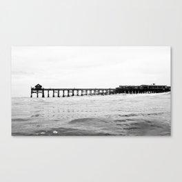 Cocoa Beach Pier Canvas Print