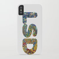 lsd iPhone & iPod Cases featuring Simply LSD by Teo Sharkson