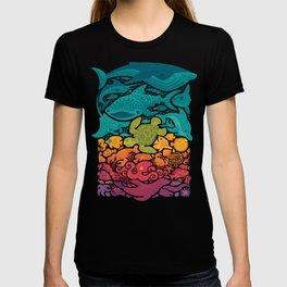 Aquatic Spectrum T-shirt