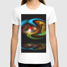 Abstract Perfection - Magical Light And Energy 2 T-shirt