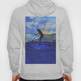 Scooter Sunset Hoody