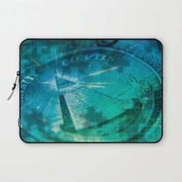 Money Laptop Sleeve