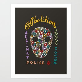 Abolition Art Print